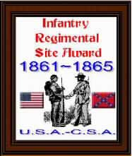 Inf. Regt. Site Award
